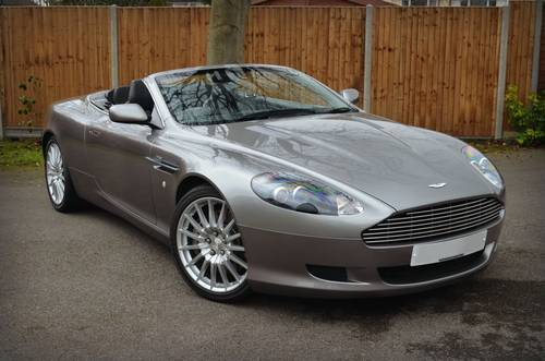 2008 Aston Martin DB9 & V8 Vantage for hire! For Hire (picture 1 of 2)