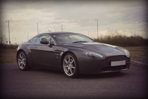 2008 Aston Martin DB9 & V8 Vantage for hire! For Hire (picture 2 of 2)