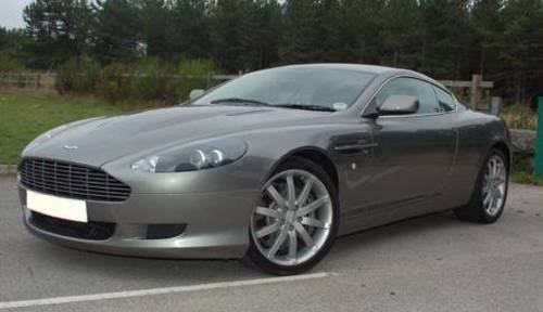 Hire an Aston Martin DB9 For Hire (picture 1 of 1)
