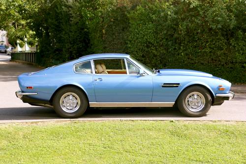 1979 Aston Martin V8 for self drive hire For Hire (picture 1 of 6)
