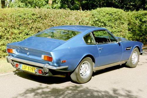 1979 Aston Martin V8 for self drive hire For Hire (picture 3 of 6)