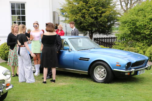 1979 Aston Martin V8 for self drive hire For Hire (picture 5 of 6)