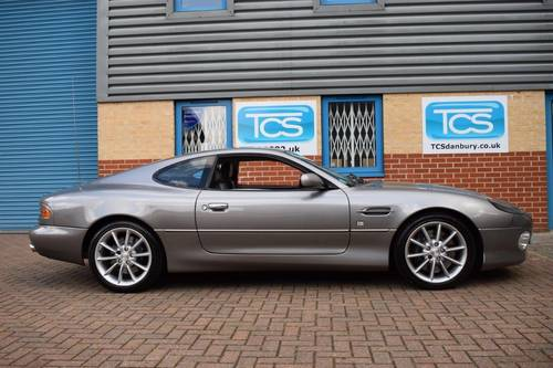 2000 Aston Martin DB7 V12 Vantage Coupe 6-Speed SOLD (picture 3 of 6)