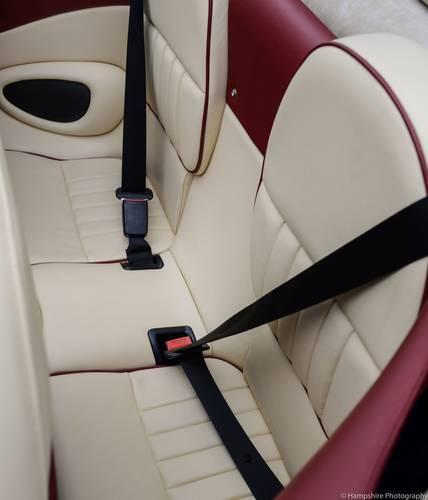 1997 Aston Martin Volante Convertible SOLD (picture 5 of 6)