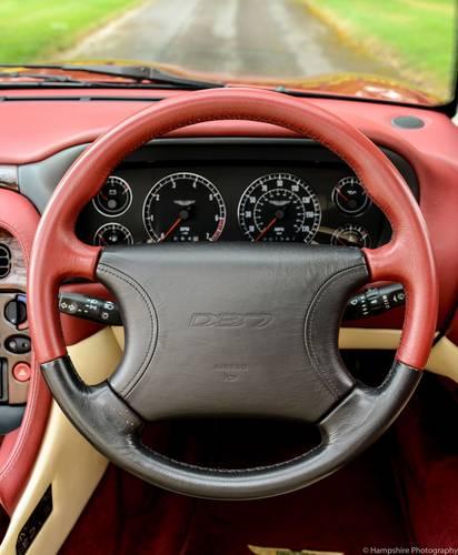 1997 Aston Martin Volante Convertible SOLD (picture 6 of 6)