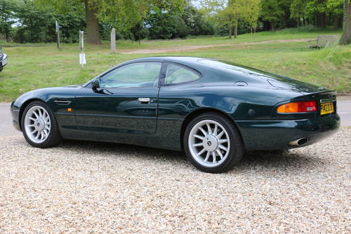 1996 Aston Martin DB7 for self drive hire For Hire (picture 2 of 6)