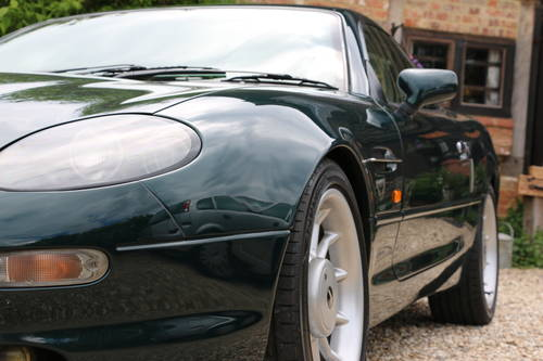 1996 Aston Martin DB7 for self drive hire For Hire (picture 4 of 6)