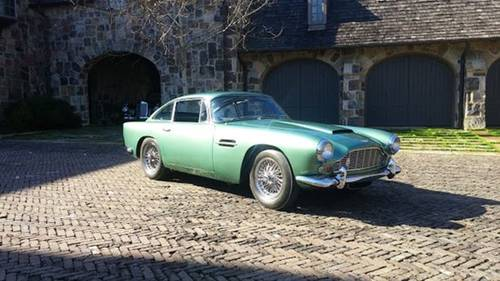 1961 Aston Martin DB4 2DR For Sale (picture 1 of 1)