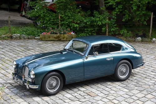 1955 Aston Martin DB 2/4 – 2 owners from new! For Sale (picture 1 of 6)