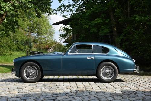 1955 Aston Martin DB 2/4 – 2 owners from new! For Sale (picture 2 of 6)