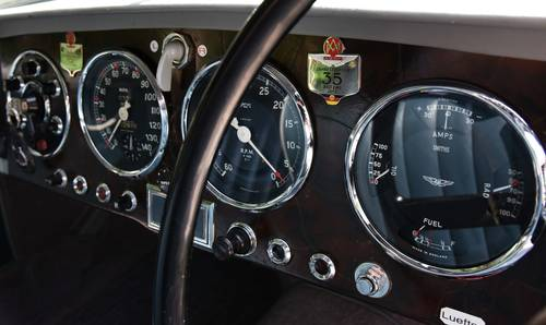 1955 Aston Martin DB 2/4 – 2 owners from new! For Sale (picture 4 of 6)