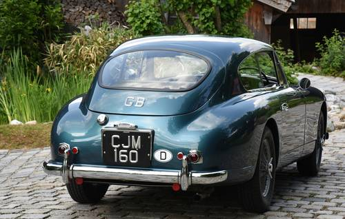 1955 Aston Martin DB 2/4 – 2 owners from new! For Sale (picture 6 of 6)
