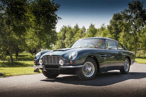 1968 Aston Martin DB6 MKI SOLD (picture 1 of 6)