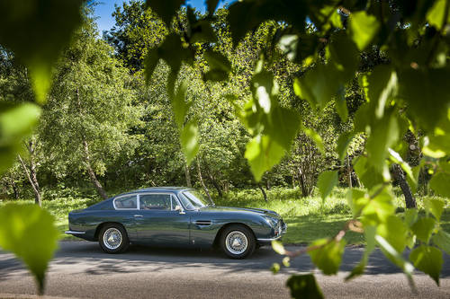 1968 Aston Martin DB6 MKI SOLD (picture 3 of 6)