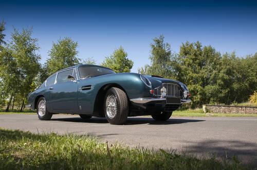 1968 Aston Martin DB6 MKI SOLD (picture 4 of 6)