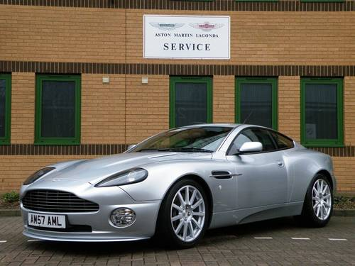 2007 Last of line Vanquish S. SOLD.  Similar Required ! SOLD (picture 1 of 6)