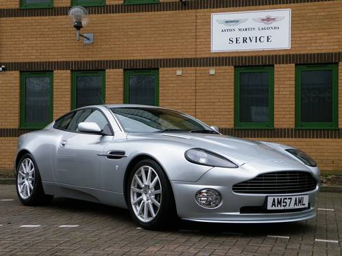 2007 Last of line Vanquish S. SOLD.  Similar Required ! SOLD (picture 2 of 6)