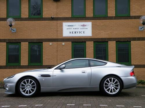 2007 Last of line Vanquish S. SOLD.  Similar Required ! SOLD (picture 3 of 6)