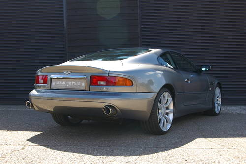 2004 Aston Martin DB7 5.9 V12 GTA Coupe Auto (21,700 miles) SOLD (picture 3 of 6)