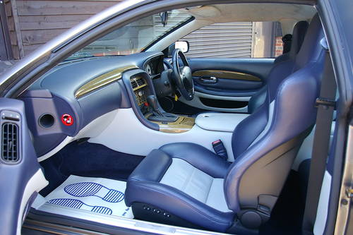 2004 Aston Martin DB7 5.9 V12 GTA Coupe Auto (21,700 miles) SOLD (picture 4 of 6)