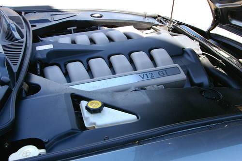 2004 Aston Martin DB7 5.9 V12 GTA Coupe Auto (21,700 miles) SOLD (picture 6 of 6)
