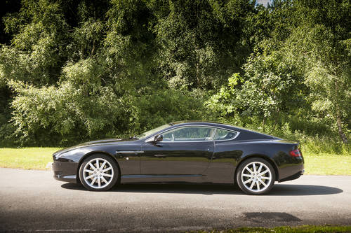 2005 Aston Martin DB9 SOLD (picture 2 of 6)