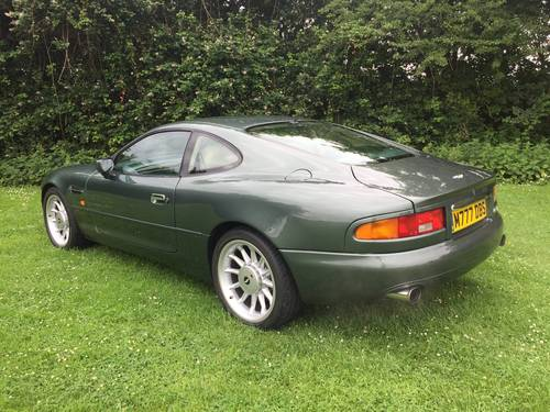 1995 Aston Martin DB7 SOLD (picture 2 of 6)