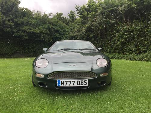 1995 Aston Martin DB7 SOLD (picture 3 of 6)
