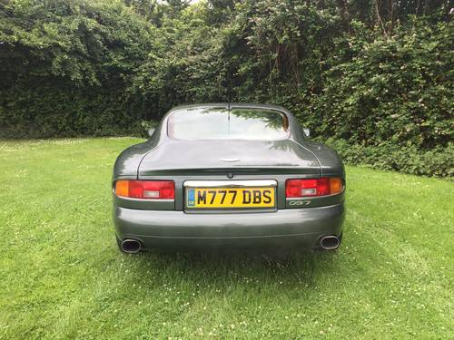 1995 Aston Martin DB7 SOLD (picture 4 of 6)