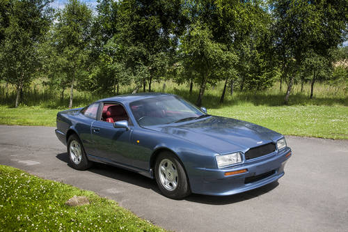 1990 Virage Coupe Manual SOLD (picture 1 of 6)