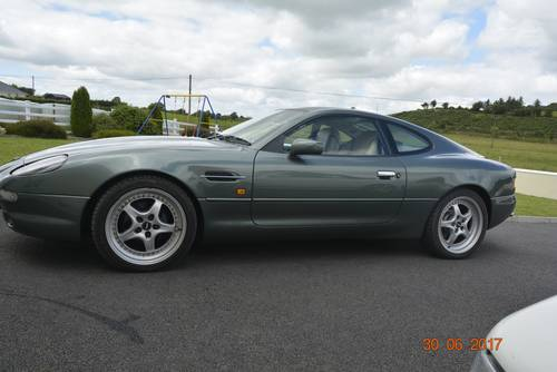 1996 Low mileage Aston Martin DB7 for sale (under offer) SOLD (picture 2 of 6)