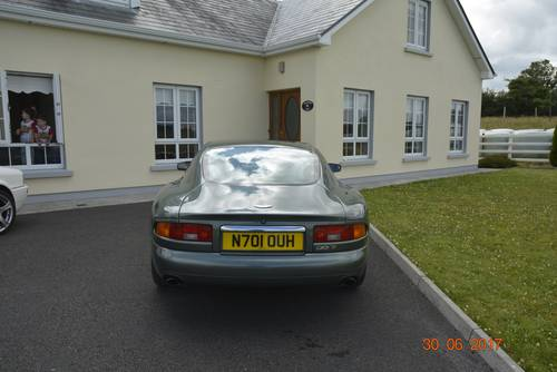 1996 Low mileage Aston Martin DB7 for sale (under offer) SOLD (picture 6 of 6)