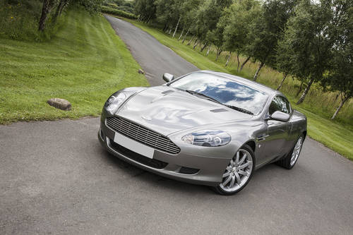 2007 Aston Martin DB9 Coupe SOLD (picture 4 of 6)