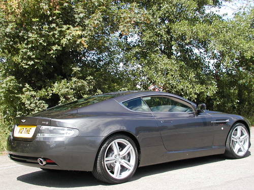 2005 ASTON MARTIN DB9 COUPE FITTED FACTORY SPORT PACK 30,180Miles For Sale (picture 3 of 6)