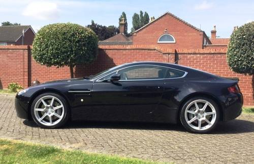 2005 Aston Martin V8 Vantage Coupe For Sale (picture 3 of 6)