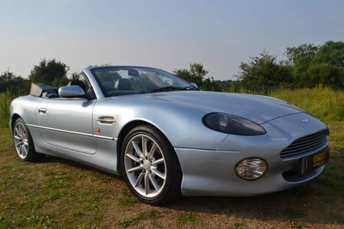 2001 Aston Martin DB7 vantage Volante For Sale (picture 1 of 6)
