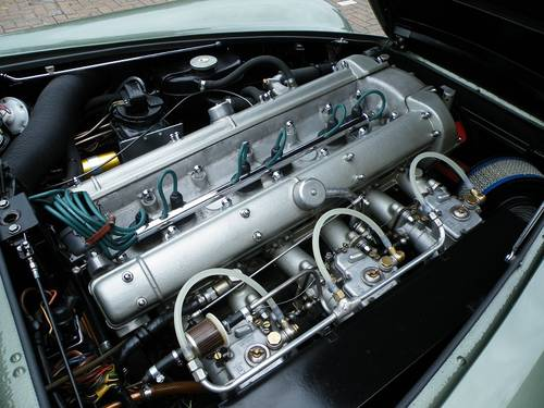 1968 DB6 Vantage Volante. 1 of 29. Matching Numbers. For Sale (picture 6 of 6)