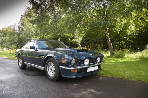 1978 Aston Martin V8 Series III Pre-Oscar India special SOLD (picture 1 of 5)