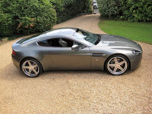 2006 Aston Martin Vantage V8 With Just 19,800 Miles From New For Sale (picture 5 of 6)