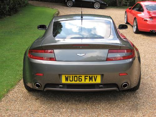 2006 Aston Martin Vantage V8 With Just 19,800 Miles From New For Sale (picture 6 of 6)