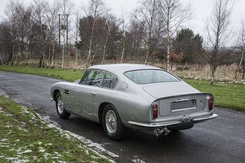 1967 Aston Martin DB6 MKI SOLD (picture 4 of 6)