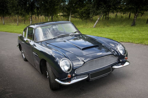 1966 Aston Martin DB6 MK1 SOLD by Auction (picture 1 of 6)