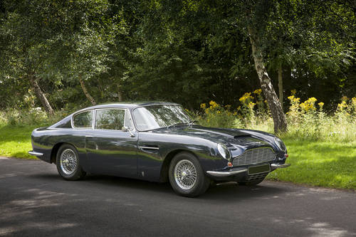 1966 Aston Martin DB6 MK1 SOLD by Auction (picture 2 of 6)