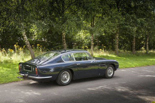1966 Aston Martin DB6 MK1 SOLD by Auction (picture 3 of 6)