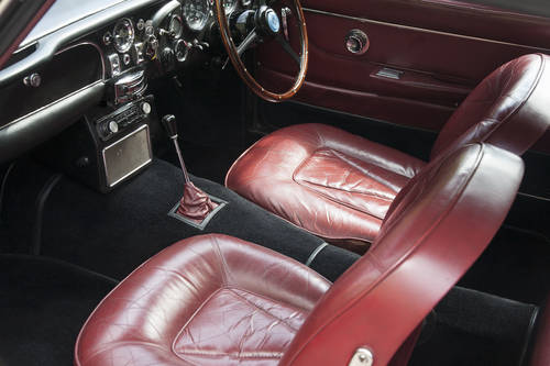 1966 Aston Martin DB6 MK1 SOLD by Auction (picture 5 of 6)