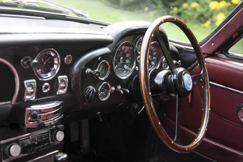 1966 Aston Martin DB6 MK1 SOLD by Auction (picture 6 of 6)