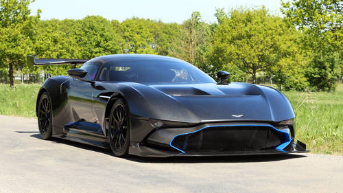 2016 Aston Martin Vulcan SOLD (picture 1 of 6)