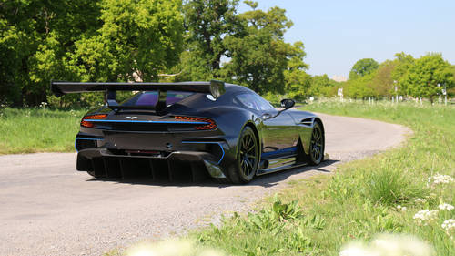 2016 Aston Martin Vulcan SOLD (picture 2 of 6)