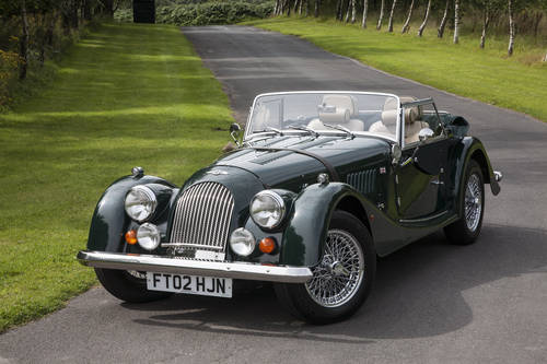 2002 Morgan 4/4 SOLD (picture 1 of 6)