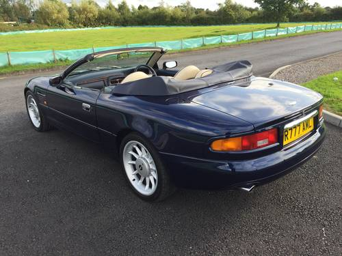 1997 Stunning Aston Martin DB7 Volante Convertible SOLD (picture 2 of 6)